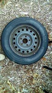 Holden Commodore vt vx vy vz wheel and tyre Ryde Ryde Area Preview