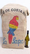 Hessian Coffee Sacks Crafts, Jute Bag Colourful Furniture Bracken Ridge Brisbane North East Preview
