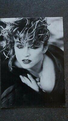 madonna grande photo  rare , vintage