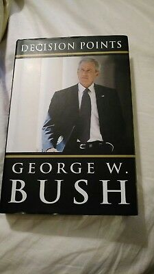 Decision Points Book By George W  Bush