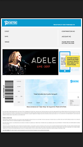 ADELE Live in Adelaide Glenbrook Blue Mountains Preview