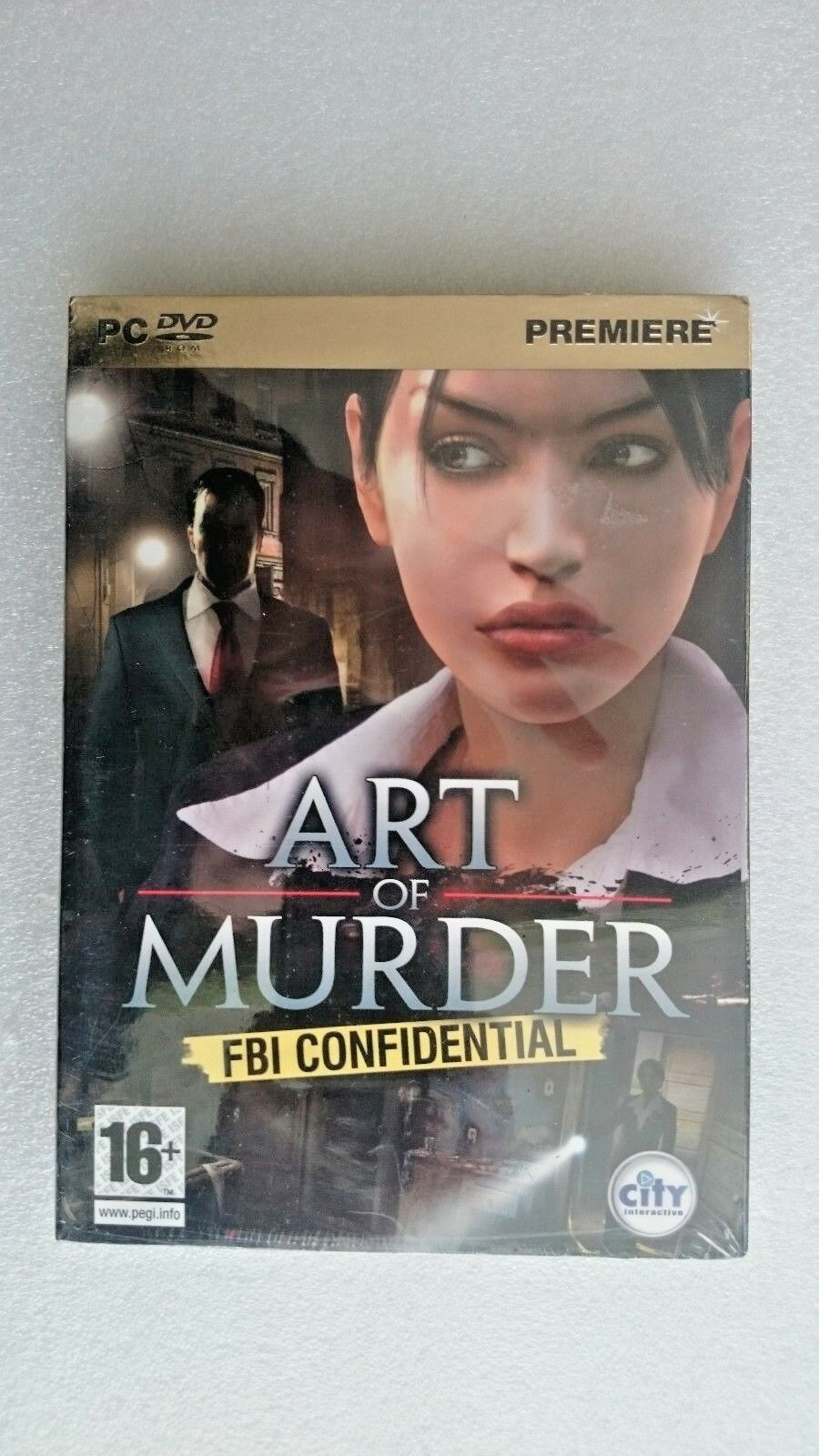 Art of Murder PC Game - (PC 2008) - NEW and SEALED