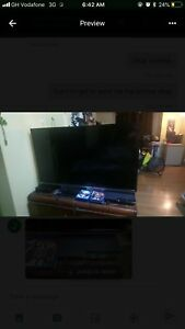 55 inch smart tv with game systems. check descriptions for more
