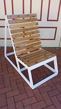 Handmade Outdoor Chair Glendenning Blacktown Area Preview