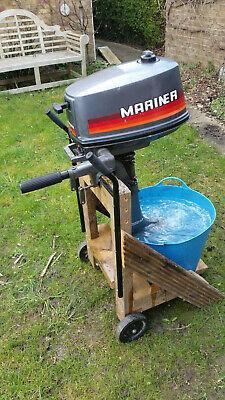 Marina (Yamaha) 4HP Outboard Motor Short Shaft