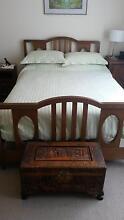 Antique Bed and Wardrobe Kalamunda Kalamunda Area Preview
