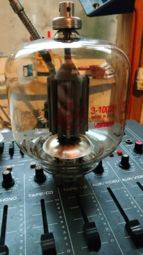 Eimac 3-1000H TUBE NEW
