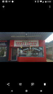 Fish & Chips Takeaway for Sale Located Ballarat
