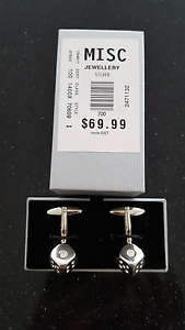 Mens Cufflinks Banksia Grove Wanneroo Area Preview