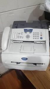 Brother Fax Machine FAX-2820 Smithfield Parramatta Area Preview