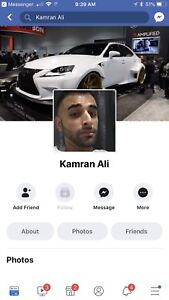 Kamran Ali- Crooked refrigeration business