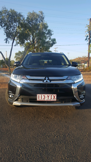 2015 Mitsubishi Outlender Auto  XLS 4WD MY16 Mount Isa Mt Isa City Preview
