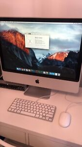 iMac - comme neuf - perfect condition