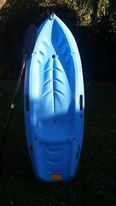 Mirage Junior Kayak Blue. Perfect for Summer/Xmas West Croydon Charles Sturt Area Preview