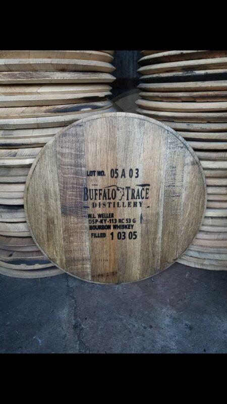 Buffalo Trace Bourbon Whiskey Barrel Top