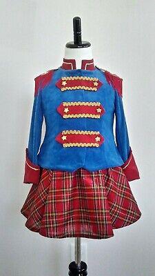 Girl's Toy Soldier/Nutcracker/Little Drummer Costume (size 4)-New, - Drummer Girl Costume