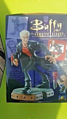 very RARE electric tiki buffy the vampire slayer spike statue limited 16/125