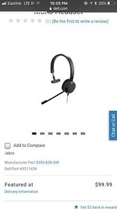 Jabra Evolve Headset