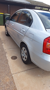 2006 Hyundai accent Whyalla Norrie Whyalla Area Preview
