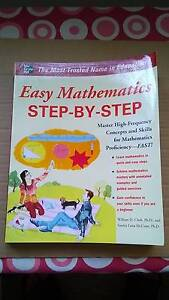 Easy Mathematics step by step Maitland Maitland Area Preview