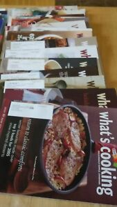 Kraft Canada Recipe Magazines back to 1999 - over 55