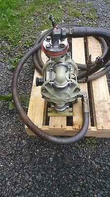 Wilden 1 Double Diaphragm Air Pump