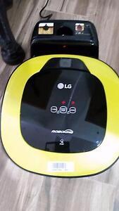LG ROBOKING robotic vaccum cleaner Petersham Marrickville Area Preview