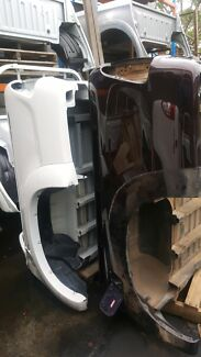 2005-14 Toyota Hilux tubs