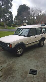 1992 landrover discovery  South Morang Whittlesea Area Preview
