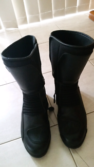 Motorcycle boots-BMW