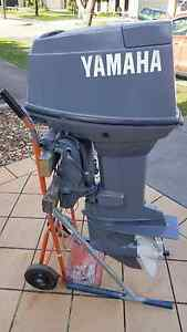 Yamaha 70hp outboard boat motor Craigieburn Hume Area Preview