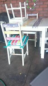 renovated solid timber 5 piece dining Toowoomba Toowoomba City Preview