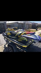 2 ski's swap for a decent boat bike or quad Alkimos Wanneroo Area Preview