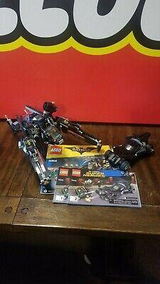 LEGO - The Lego Batman Movie 70908 Scuttler Plus Bonus 76045 - Incomplete - Read