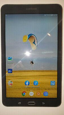 "Samsung Galaxy Tab E 8"" AT&T SM-T377A  4G LTE 16GB GSM Tablet A"