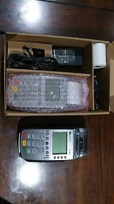 Verifone Vx 520 Emv Credit Card Machine - First Data Certificate