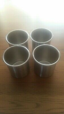 Vollrath - 78730 - 3 12 Qt Bain Marie Pot. Lot Of 4.