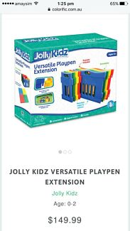 Jolly kidz extension kit