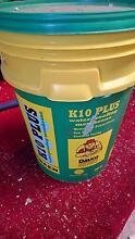 K10 waterproofing membrane 4/5th's full 20L bucket $$245 RRP Echuca Campaspe Area Preview