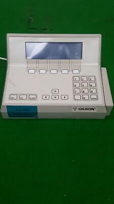 Gilson 202139 Sampler Keypad Hplc Chromatography