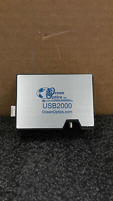 Ocean Optics Usb2000 Fiber Optic Spectrometer