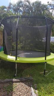 Trampoline 10ft Jump master