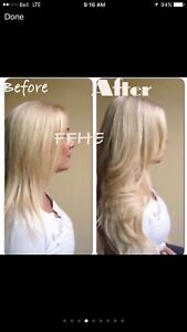 CERTIFIED HAIR EXTENSIONS HRMHOT FUSION TAPE IN MICROLINK