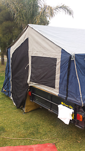 Swap camping trailer 4x4 Sydney City Inner Sydney Preview