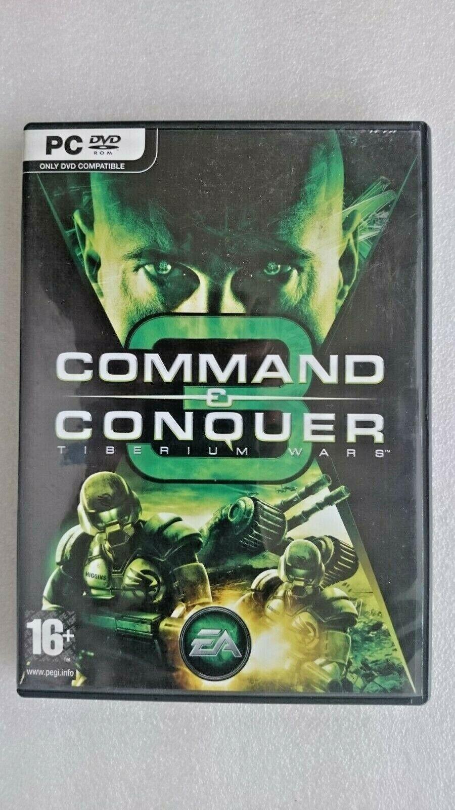 Command & Conquer: Tiberium Wars (PC: Windows, 2007)