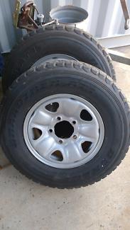 Landcruiser wheels