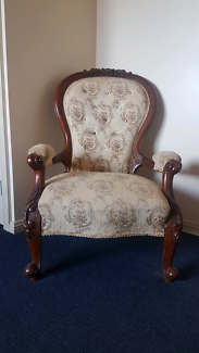 Antique Grandmother Chair