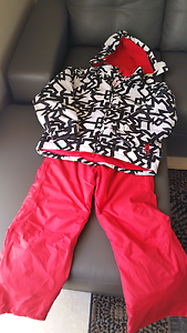 Ski Snow jacket and pants childrens Munruben Logan Area Preview