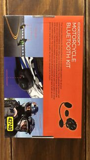 Cocoon motorcycle Bluetooth