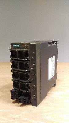 Siemens Scalance X208 - 6GK5208-0BA10-2AA3